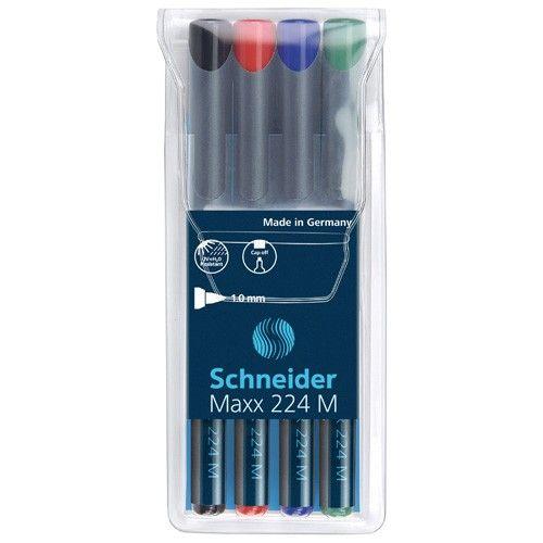 Marker Schneider OHP224M mix 1/4