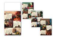 Kalendar zidni duša tradicije 4L