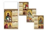 Kalendar zidni ikone 4L