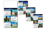 Kalendar Nasleđe 4 lista