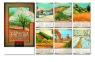 Kalendar zidni Šumanović 6+1