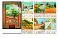 Kalendar zidni Šumanović 6+1 lista
