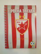 Blokčić A6 Crvena Zvezda karo-RASPRODAJA