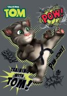 Sveska tvrd povez A6 Lux Talking Tom