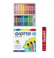 Boje voštane 1/24 Giotto uljane pastele Olio Maxi 11mm