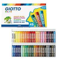 Boje voštane 1/48 Giotto uljane pastele Olio Maxi 11mm