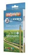 Boje drvene Lyra 1/12 Graduate-RASPRODAJA