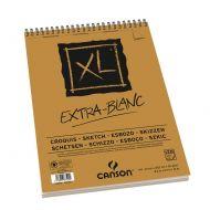 Canson blok XL Extra - Blanc A3
