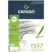 Canson 1557 A3 dvostruka spirala 120 g/m²