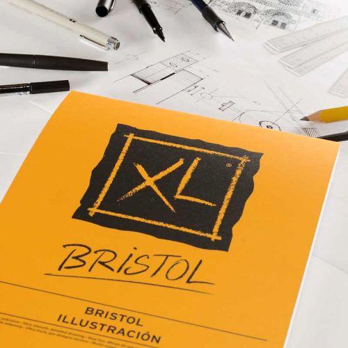 Canson blok XL Bristol A3