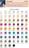 Karton Canson Mi-Teintes Pastel A4 160gr - žuta - 553