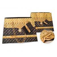 Kesa ukrasna brown lux 23x32x10cm