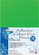 Eva pena 2.0 mm samolepljiva 1/10 mix