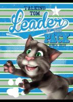 Sveska LUX A5/52 MP Talking Tom sitan karo