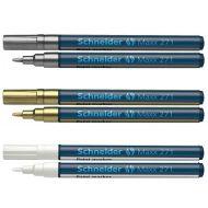 Marker Schneider Maxx 271 srebrni - RASPRODAJA