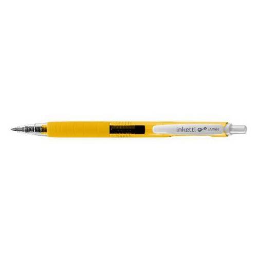 Gel olovka Penac Inketti žuta BA3601-05