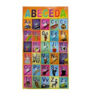 Plakat abeceda 30x50cm