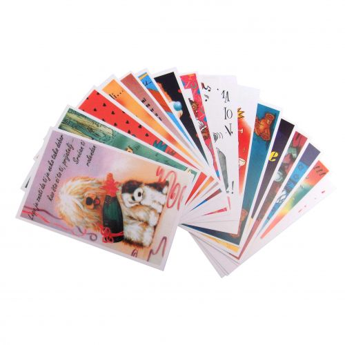 Kartoline male - poruke