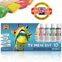 Boje tempere Koh-I-Noor 16ml 1/10