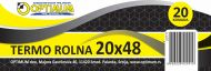 Termo rolna 20x48 Optimum