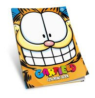 Bojanka A4 Garfield