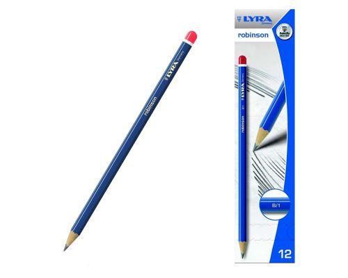 Olovka grafitna Lyra Robinson B 1/1-RASPRODAJA