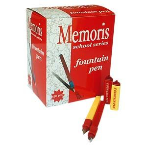 Naliv pero pvc Memoris