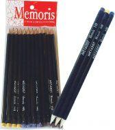Olovka grafitna sa gumicom Memoris