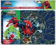 Set podmetač za tanjire i čaše Spider-man