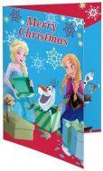 Čestitka novogodišnja Frozen