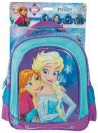 Ranac predškolski Frozen sa magnetom-tri lica