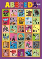 Plakat ABECEDA B2