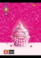 Puzzle 4D Cupcake - RASPRODAJA