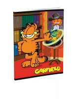 Sveska A5/52 MP LUX Garfield sitan karo
